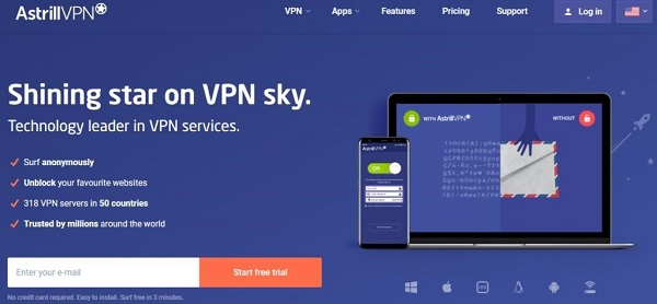 最好的VPN