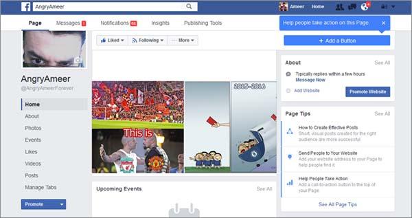 访问facebook在中国